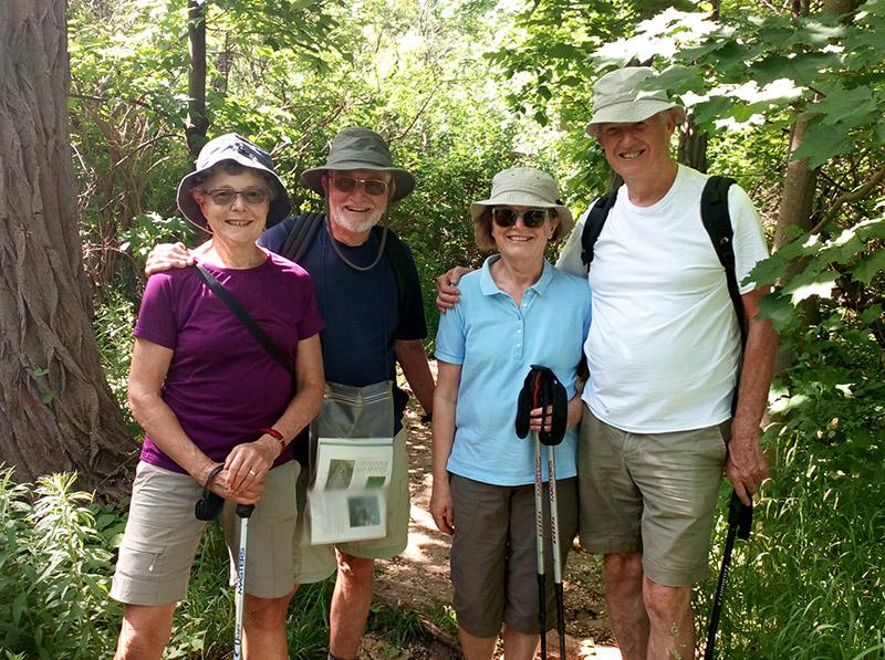 LSLT Trail volunteers