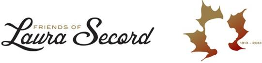 FLS word and leaf logo horizontal right image