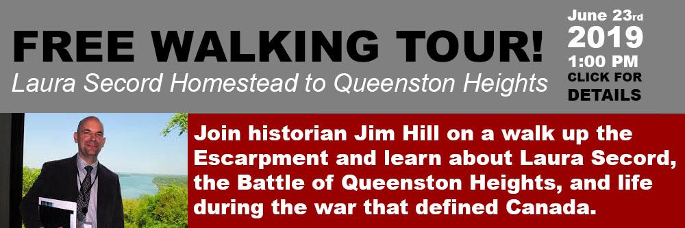 Jim Hill Walk - June 22nd