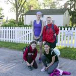 The 24th Guelph Pathfinders took part in the Laura Secord Walk this year.